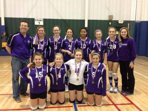 Champion volleyball club