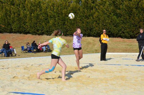 reynolds volleyball