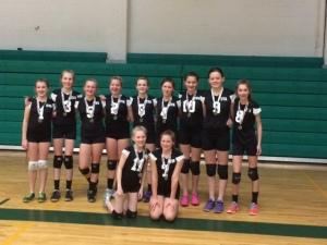 Deacon volleyball academy