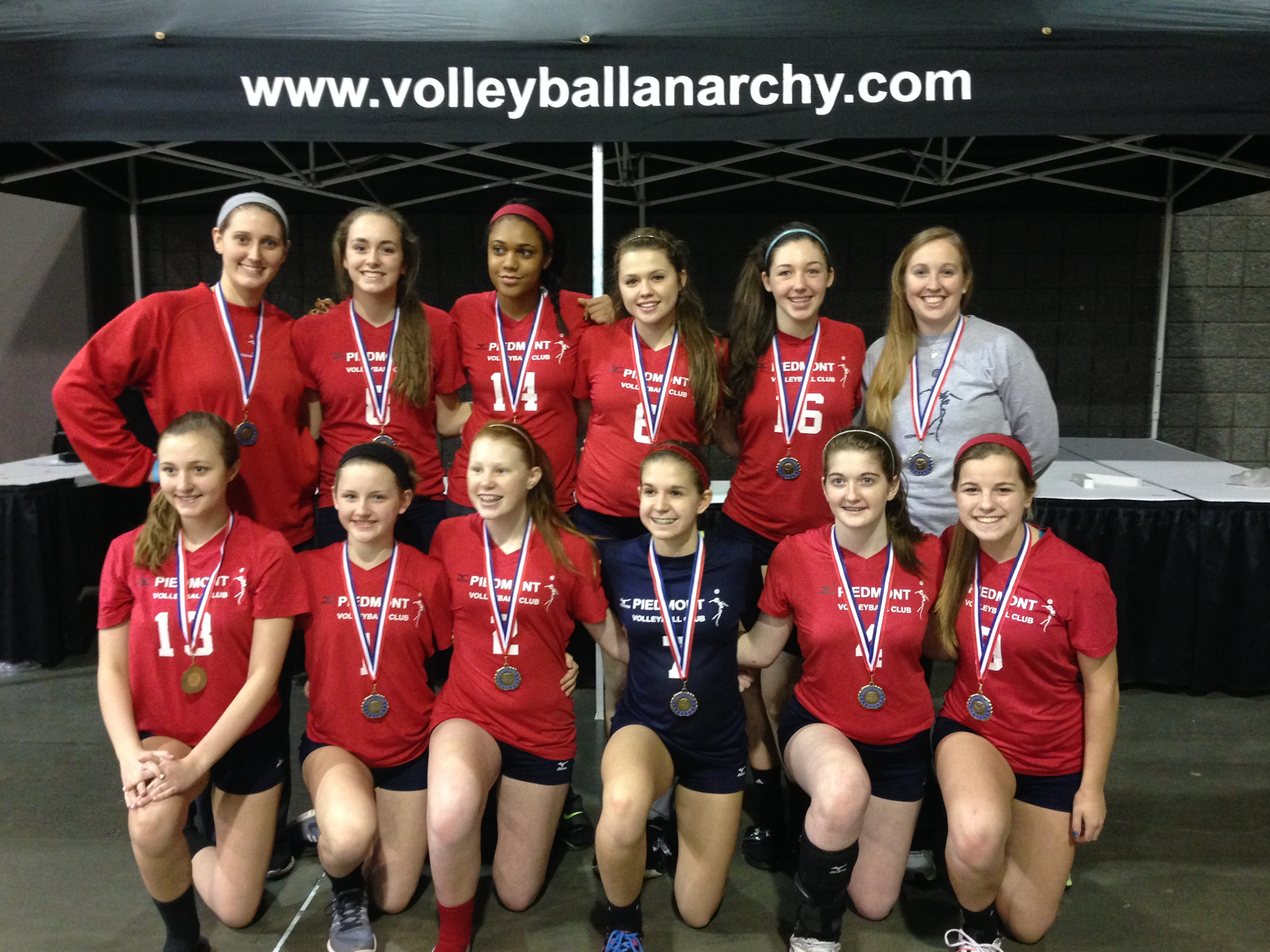 Winston Salem Volleyball Wave
